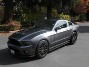 2013 FORD Ford Mustang Shelby GT500 Coupe 2-Door